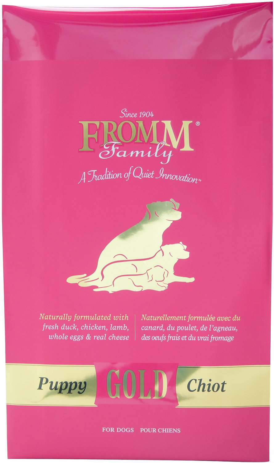 Fromm Gold Holistic Puppy Dry Dog Food 5 Lb Bag Chewy Com