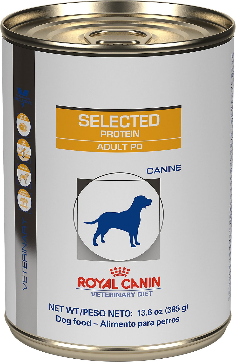 Prescription Dog Food >> Royal Canin Veterinary Diet Selected Protein Adult PD ...