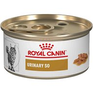 Royal Canin Veterinary Diet Urinary So In Gel Canned Cat