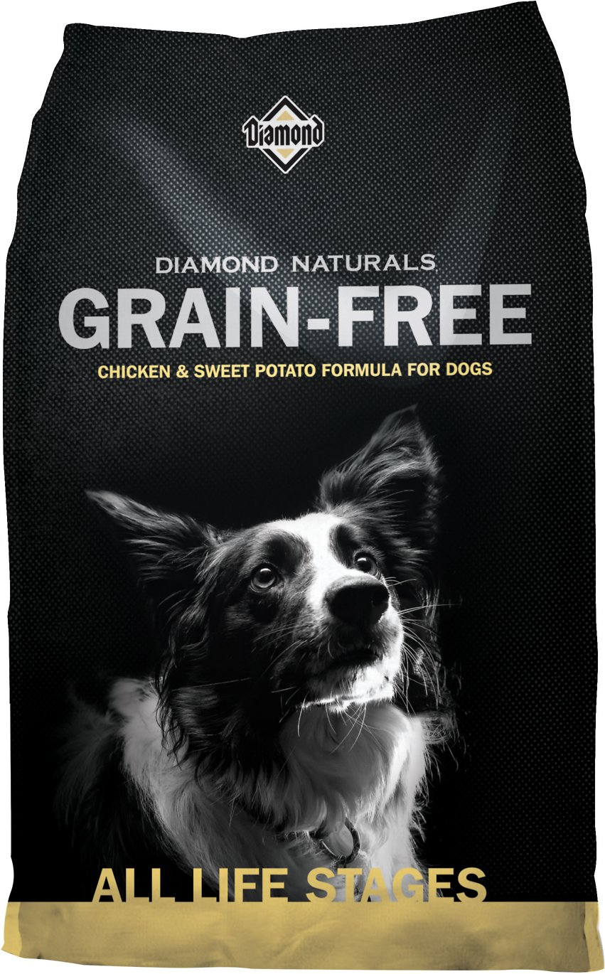 Diamond Naturals Grain Free Chicken And Sweet Potato