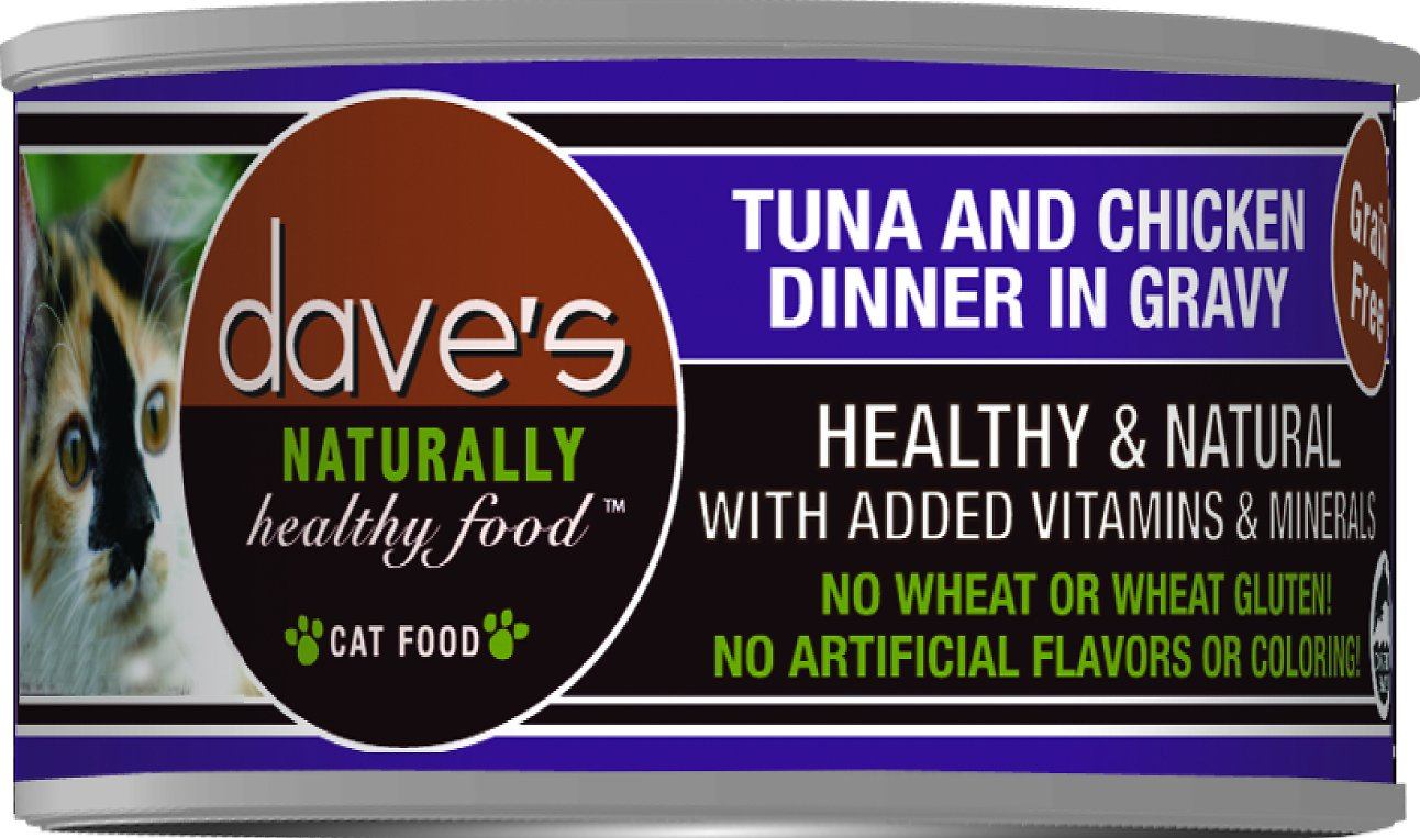 Daves Cat Food Wet