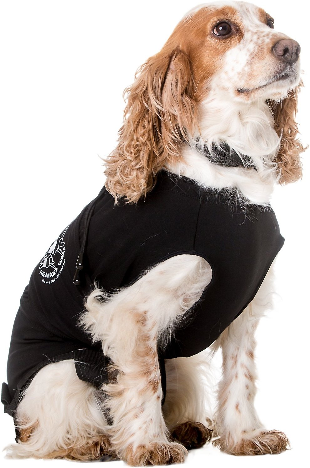 Anxiety Wrap Pressure Wrap For Dogs Small Chewy Com
