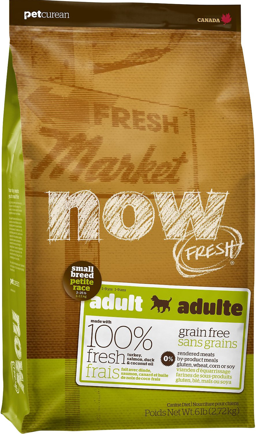 Now Grain Free Dog Food Small Breed