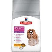Hill's Science Diet Senior 11+ Small & Toy Breed Age Defying Dry Dog Food, 15.5-lb bag