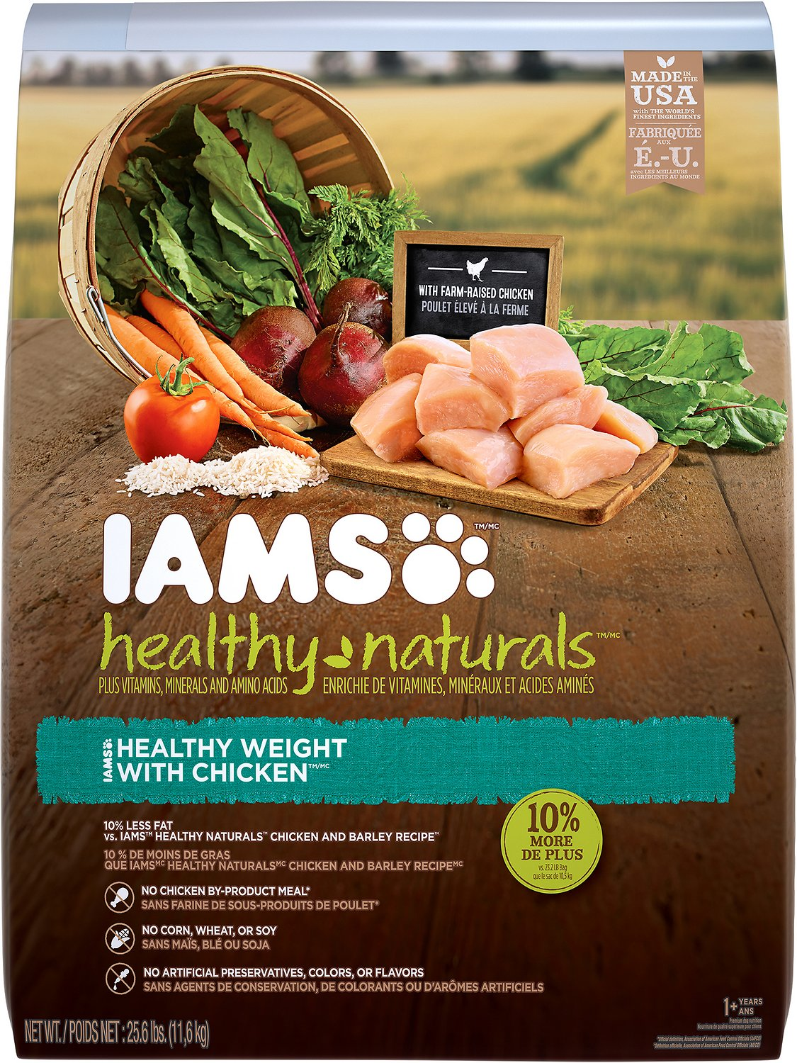 Iams Healthy Naturals Weight Management Dog Food
