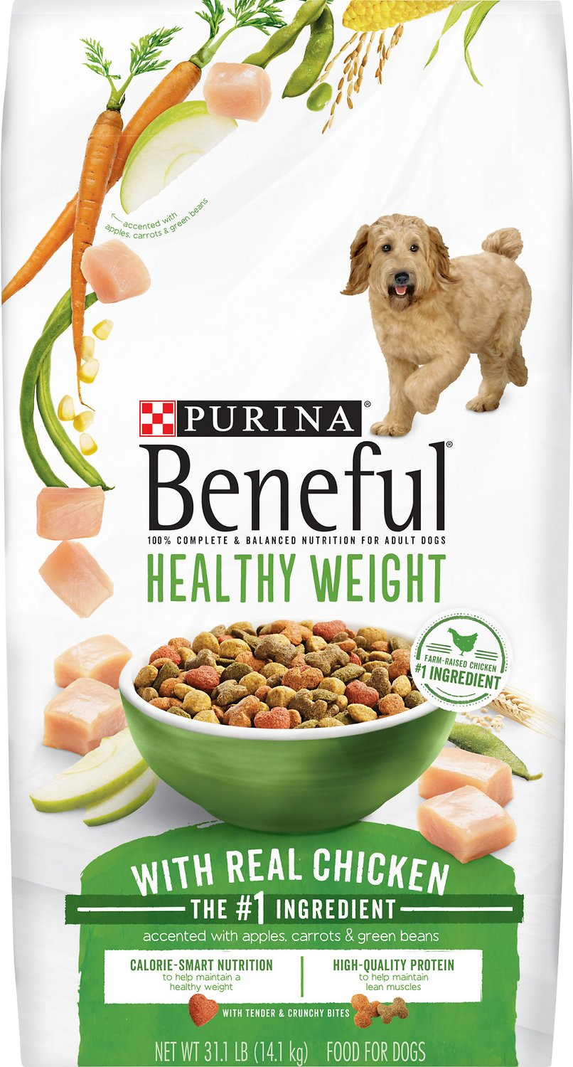 Beneful Healthy Weight Dog Food Reviews