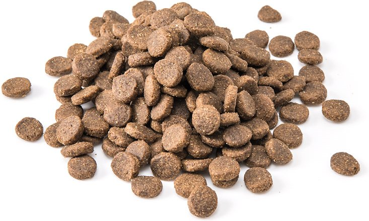 Victor Dog Food Kibble Size