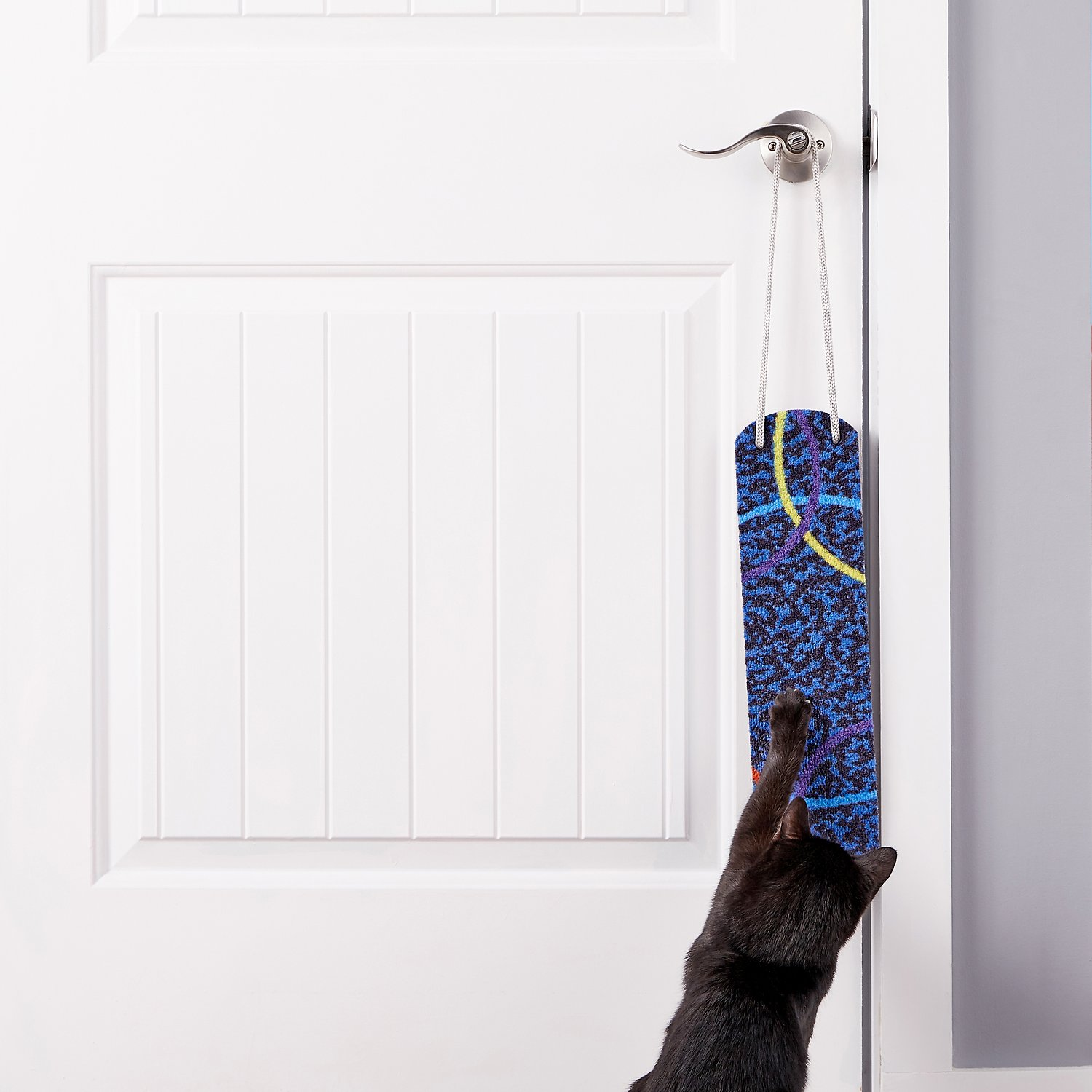 Omega Paw Door Hanging Cat Scratchy Pad Chewy Com