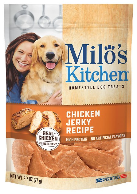 Milo S Kitchen Chicken Jerky