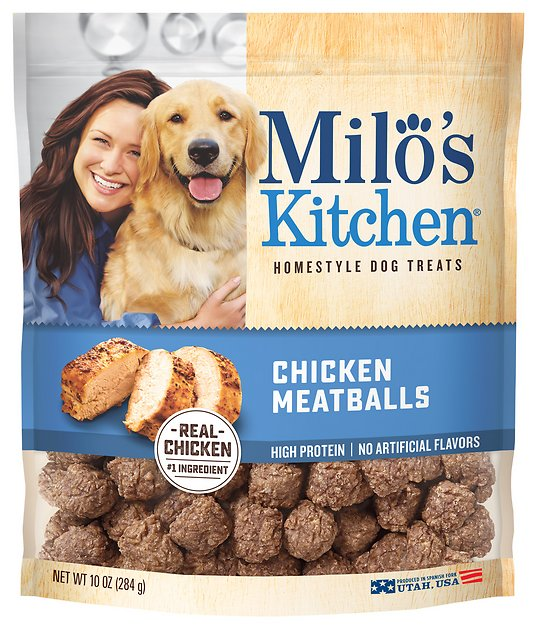 Milo S Kitchen Chicken Meatballs