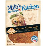 Milo's Kitchen Premium Chicken Jerky Dog Treats, 12.5-oz bag