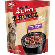 ALPO T-Bonz Filet Mignon Flavor Dog Treats, 45-oz bag