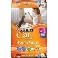 Cat Chow Healthy Weight Dry Cat Food, 13-lb bag