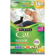 Cat Chow Indoor Dry Cat Food, 16-lb bag