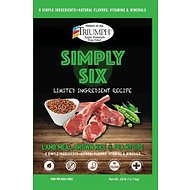 Triumph Simply Six Limited Ingredient Lamb Meal, Brown Rice & Pea Recipe Dry Dog Food, 28-lb bag