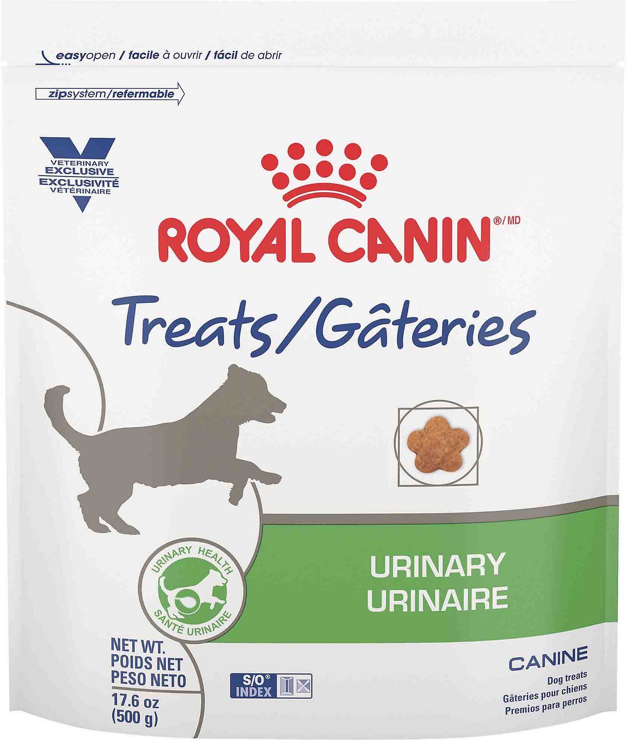 royal canin veterinary diet urinary canine dog treats 1 1. Black Bedroom Furniture Sets. Home Design Ideas