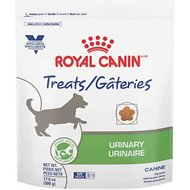 Royal Canin Veterinary Diet Urinary Canine Dog Treats, 1.1-lb bag