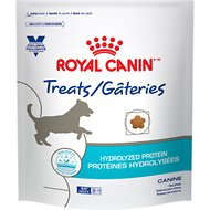 Royal Canin Veterinary Diet Hydrolyzed Protein Canine Dog Treats, 1.1-lb bag