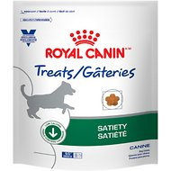 Royal Canin Veterinary Diet Satiety Canine Dog Treats, 1.1-lb bag