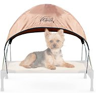 K&H Pet Products Pet Cot Canopy (Cot Sold Separately), Tan, Small