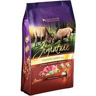 Zignature Venison Limited Ingredient Formula Grain-Free Dry Dog Food, 13.5-lb bag