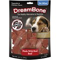DreamBone Mini Beef Chew Bones Dog Treats