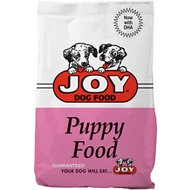 Joy Puppy Dry Dog Food, 20-lb bag