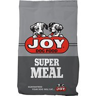 Joy Super Meal Dry Dog Food, 20-lb bag