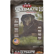 Joy Ultimate Chicken Meal and Rice Formula Dry Dog Food, 28-lb bag