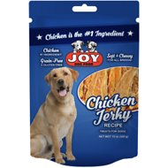 Joy Chicken Jerky Recipe Dog Treats, 12-oz bag