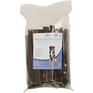 "Pet's Choice Pharmaceuticals Odorless Bully Sticks 6"" Dog Treats, 25 count"