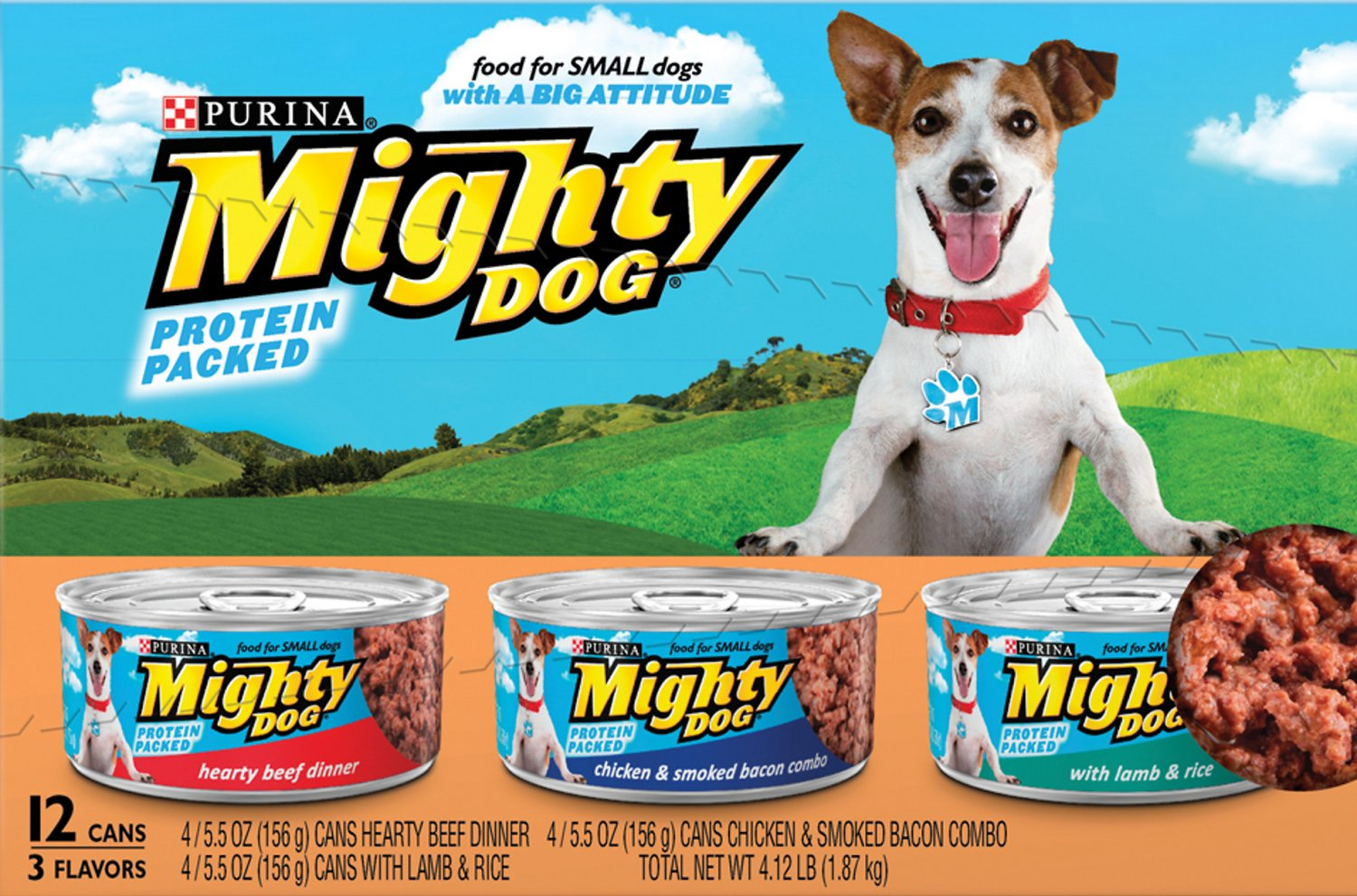 Mighty Dog Food Reviews