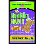 Precise Holistic Complete Grain-Free Healthy Habit with Duck Meal Joint Health Dog Treats, 8-oz bag