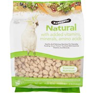 ZuPreem Natural with Vitamins, Minerals & Amino Acids Large Bird Food, 3-lb bag