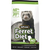 ZuPreem Premium Diet Ferret Food, 4-lb bag
