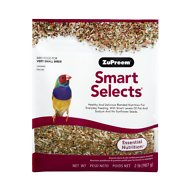 ZuPreem Smart Selects Canary & Finch Bird Food, 2-lb bag