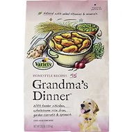 Variety Pet Foods Grandma's Dinner Dry Dog Food, 3.5-lb bag