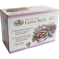 Variety Pet Foods Grandma's Casserole & Savannah Crockpot Variety Pack Canned Dog Food, 12.75-oz, case of 6