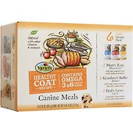 Variety Pet Foods Healthy Coat Variety Pack Canned Dog Food, 12.75-oz, case of 6