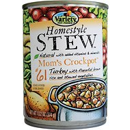 Variety Pet Foods Homestyle Stew Mom's Crockpot Canned Dog Food, 13.2-oz, case of 12