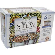 Variety Pet Foods Homestyle Stew Poultry Lovers Variety Pack Canned Dog Food, 13.2-oz, case of 6