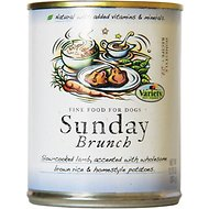 Variety Pet Foods Sunday Brunch Canned Dog Food, 12.75-oz, case of 12
