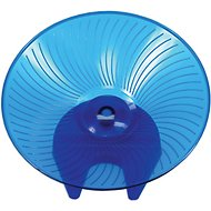 Ware Flying Saucer Small Animal Exercise Wheel, Color Varies, Large