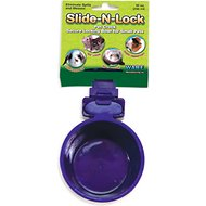 Ware Slide-N-Lock Small Animal Bowl, Small