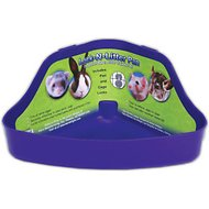 Ware Lock-N-Litter Small Animal Litter Pan, Color Varies, Regular