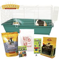 Ware Home Sweet Home Sunseed Guinea Pig Starter Kit