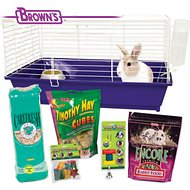 Ware Home Sweet Home Brown's Rabbit Starter Kit