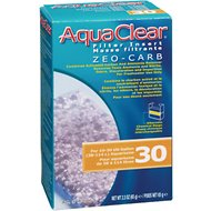 AquaClear Zeo-Carb Filter Insert, Size 30