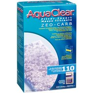 AquaClear Zeo-Carb Filter Insert, Size 110