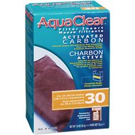 AquaClear Activated Carbon Filter Insert, Size 30